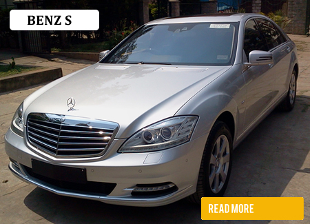 Luxury Car Hire in Bangalore